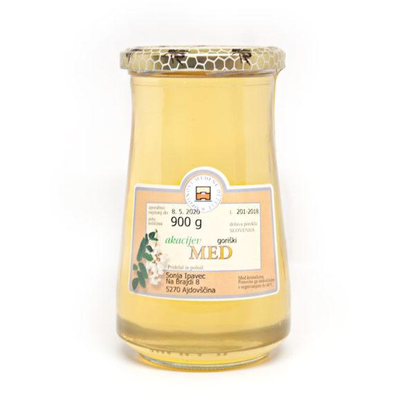 Akacijev med, domač med, Petrlinski med