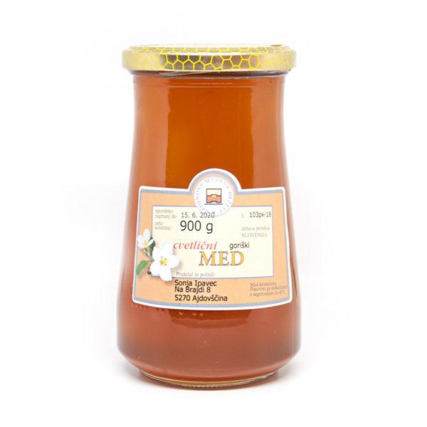Cvetlični med, domač med, Petrlinski med