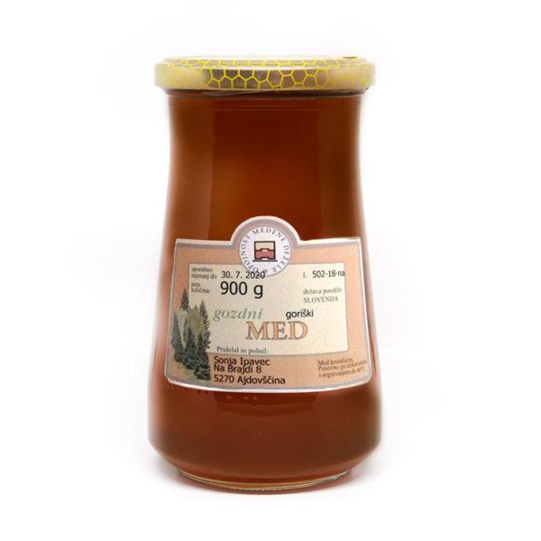 Gozdni med, domač med, Petrlinski med
